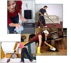 dịch vụ vệ sinh hàng ngày