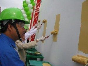 Chất lượng của sơn nước khi pha quá nhiều nước