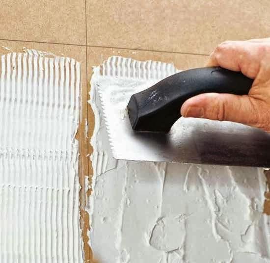 Cách trộn bột trét tường như thế nào?