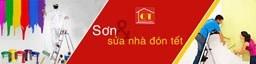 Hãy cùng QT Việt Nam sơn, sửa chữa nhà đón tết 2015