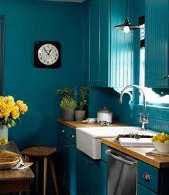 xu hướng chọn màu sơn nhà
