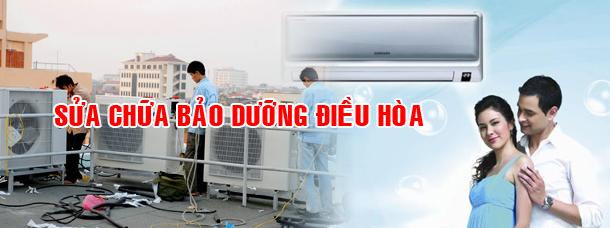 Dịch vụ bảo dưỡng điều hòa tại Hà Nội