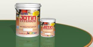 Làm sạch dễ dàng các vết bẩn bám trên tường với sơn JOTIN siêu bóng