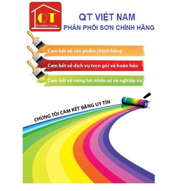 QT Việt Nam - NPP Sơn chính hãng