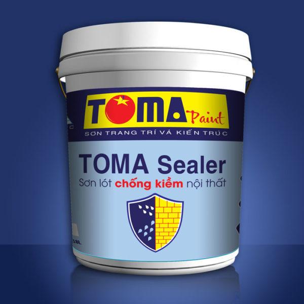 Sơn lót chống kiềm nội thất TOMA Sealer