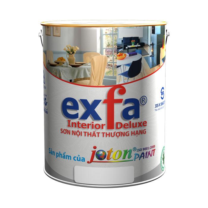 Sơn nội thất cao cấp EXFA