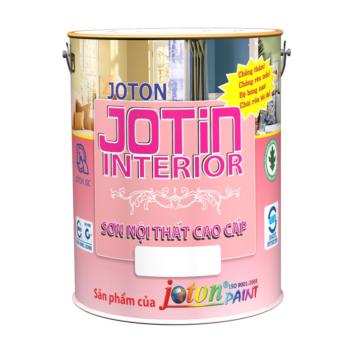 Sơn nội thất cao cấp Jotin