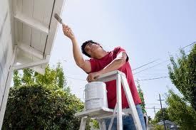 thi công sơn sửa nhà cũ