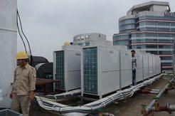 lắp đặt điều hòa công nghiệp